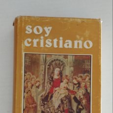 Libros de segunda mano: SOY CRISTIANO. GONZALO GIRONÈS. Lote 146380429