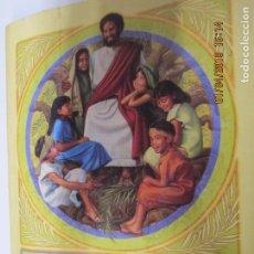 Libros de segunda mano: APRENDAMOS DEL GRAN MAESTRO TESTIGOS DE JEHOVA LIBRO HISTORIAS BIBLICAS PARA NIÑOS WATCHTOWER. Lote 146444574