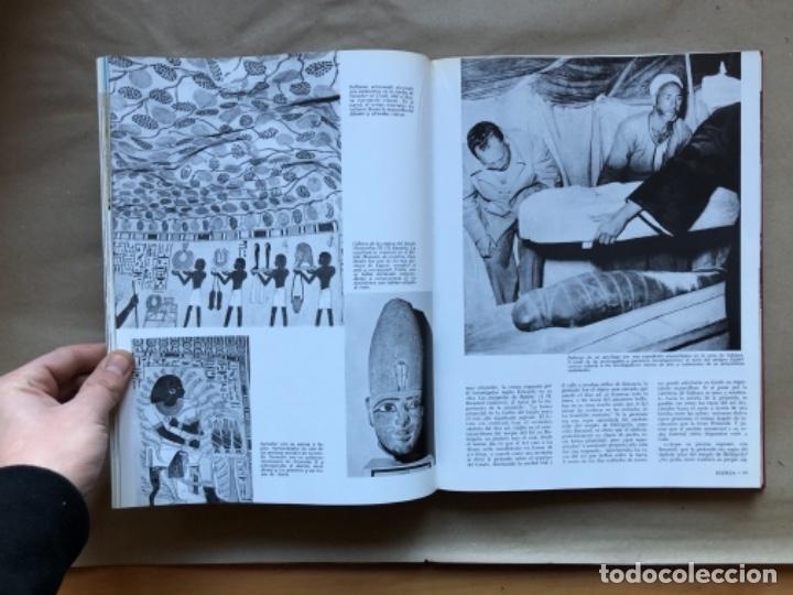 Libros de segunda mano: LAS GRANDES RELIGIONES (8 TOMOS, COMPLETA). PLAZA & JANÉS EDITORES 1965. - Foto 6 - 147030434