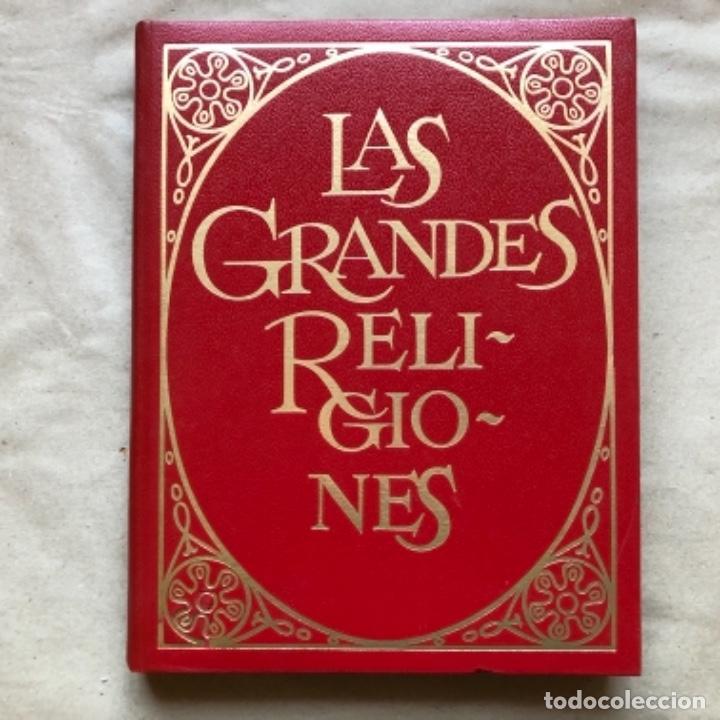 Libros de segunda mano: LAS GRANDES RELIGIONES (8 TOMOS, COMPLETA). PLAZA & JANÉS EDITORES 1965. - Foto 9 - 147030434
