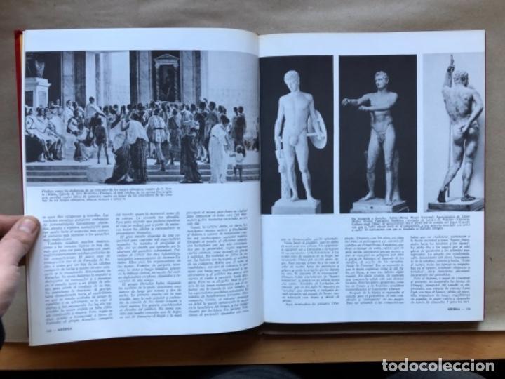 Libros de segunda mano: LAS GRANDES RELIGIONES (8 TOMOS, COMPLETA). PLAZA & JANÉS EDITORES 1965. - Foto 11 - 147030434
