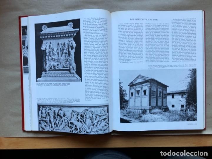 Libros de segunda mano: LAS GRANDES RELIGIONES (8 TOMOS, COMPLETA). PLAZA & JANÉS EDITORES 1965. - Foto 12 - 147030434
