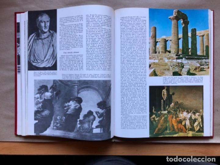Libros de segunda mano: LAS GRANDES RELIGIONES (8 TOMOS, COMPLETA). PLAZA & JANÉS EDITORES 1965. - Foto 13 - 147030434