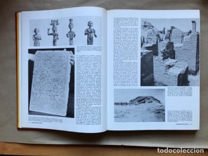 Libros de segunda mano: LAS GRANDES RELIGIONES (8 TOMOS, COMPLETA). PLAZA & JANÉS EDITORES 1965. - Foto 16 - 147030434