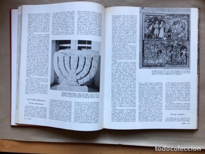 Libros de segunda mano: LAS GRANDES RELIGIONES (8 TOMOS, COMPLETA). PLAZA & JANÉS EDITORES 1965. - Foto 18 - 147030434