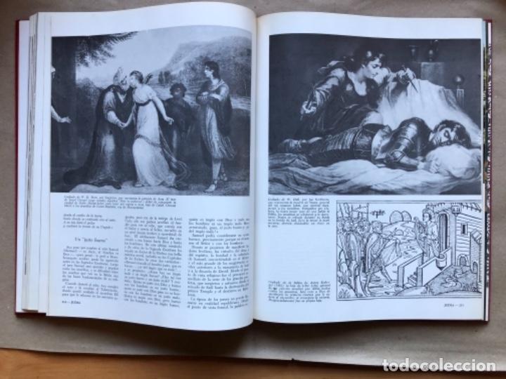 Libros de segunda mano: LAS GRANDES RELIGIONES (8 TOMOS, COMPLETA). PLAZA & JANÉS EDITORES 1965. - Foto 19 - 147030434