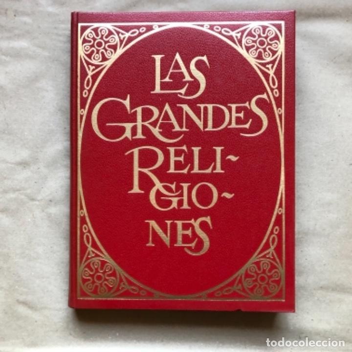 Libros de segunda mano: LAS GRANDES RELIGIONES (8 TOMOS, COMPLETA). PLAZA & JANÉS EDITORES 1965. - Foto 20 - 147030434