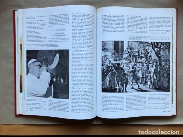 Libros de segunda mano: LAS GRANDES RELIGIONES (8 TOMOS, COMPLETA). PLAZA & JANÉS EDITORES 1965. - Foto 24 - 147030434