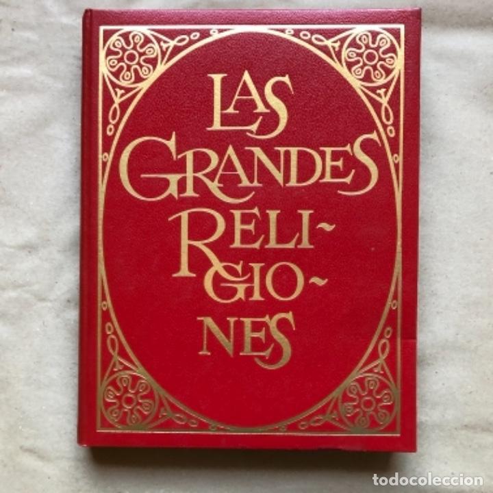 Libros de segunda mano: LAS GRANDES RELIGIONES (8 TOMOS, COMPLETA). PLAZA & JANÉS EDITORES 1965. - Foto 26 - 147030434