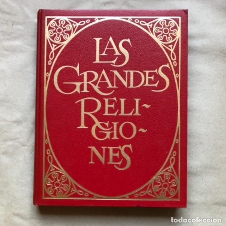 Libros de segunda mano: LAS GRANDES RELIGIONES (8 TOMOS, COMPLETA). PLAZA & JANÉS EDITORES 1965. - Foto 33 - 147030434