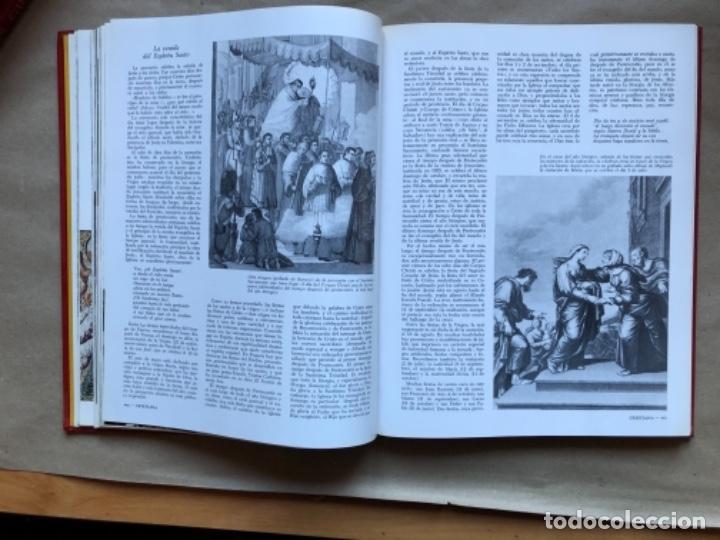 Libros de segunda mano: LAS GRANDES RELIGIONES (8 TOMOS, COMPLETA). PLAZA & JANÉS EDITORES 1965. - Foto 34 - 147030434