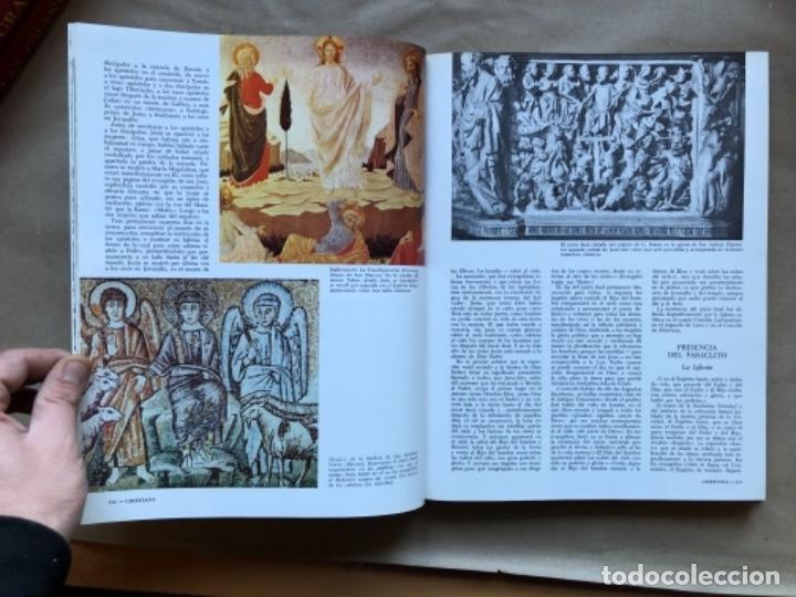 Libros de segunda mano: LAS GRANDES RELIGIONES (8 TOMOS, COMPLETA). PLAZA & JANÉS EDITORES 1965. - Foto 35 - 147030434