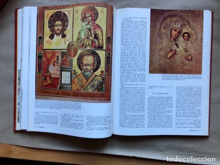Libros de segunda mano: LAS GRANDES RELIGIONES (8 TOMOS, COMPLETA). PLAZA & JANÉS EDITORES 1965. - Foto 37 - 147030434