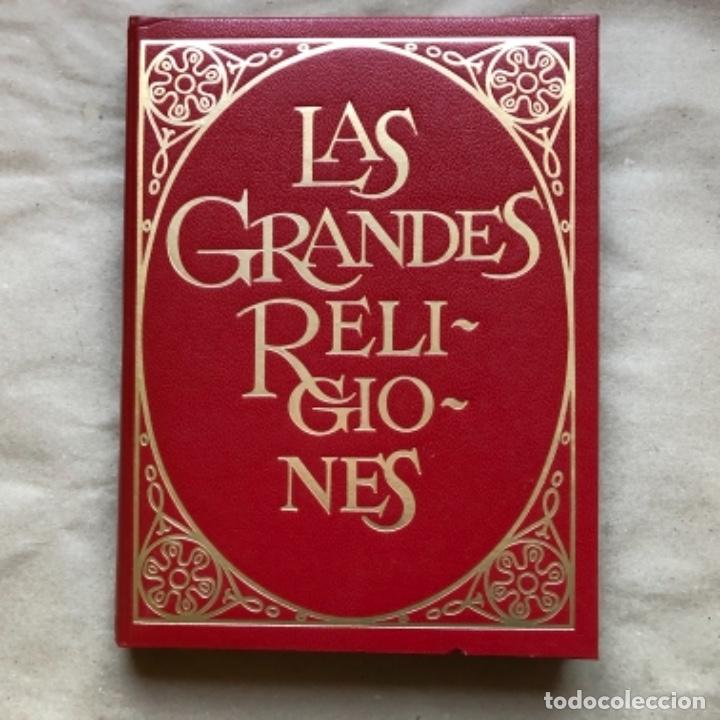 Libros de segunda mano: LAS GRANDES RELIGIONES (8 TOMOS, COMPLETA). PLAZA & JANÉS EDITORES 1965. - Foto 38 - 147030434