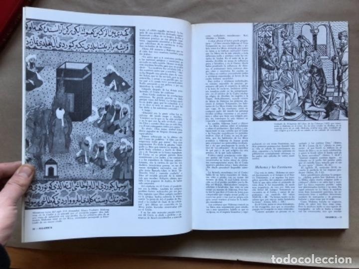 Libros de segunda mano: LAS GRANDES RELIGIONES (8 TOMOS, COMPLETA). PLAZA & JANÉS EDITORES 1965. - Foto 40 - 147030434