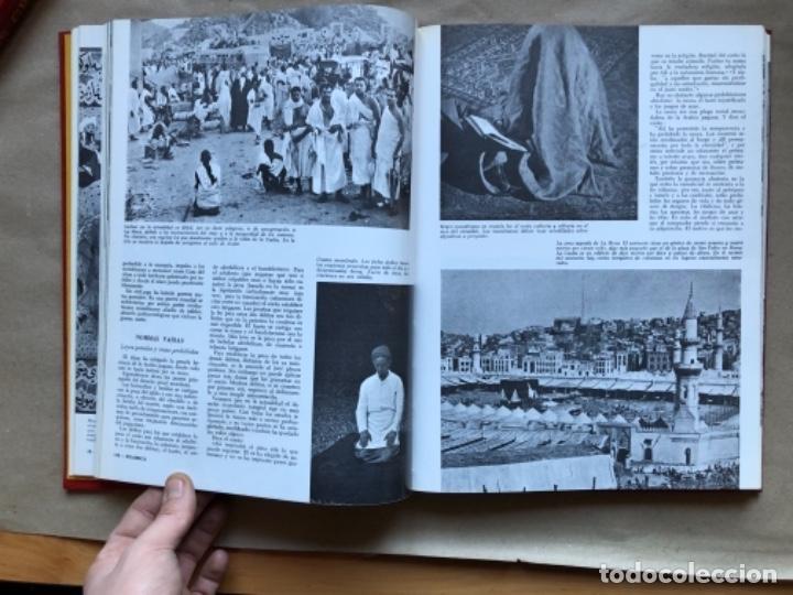 Libros de segunda mano: LAS GRANDES RELIGIONES (8 TOMOS, COMPLETA). PLAZA & JANÉS EDITORES 1965. - Foto 41 - 147030434