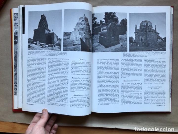 Libros de segunda mano: LAS GRANDES RELIGIONES (8 TOMOS, COMPLETA). PLAZA & JANÉS EDITORES 1965. - Foto 42 - 147030434