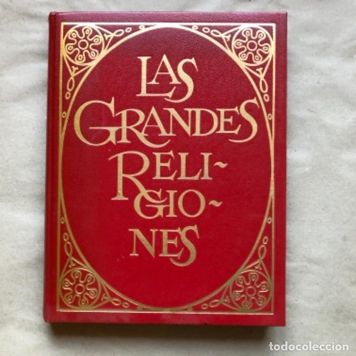 Libros de segunda mano: LAS GRANDES RELIGIONES (8 TOMOS, COMPLETA). PLAZA & JANÉS EDITORES 1965. - Foto 44 - 147030434
