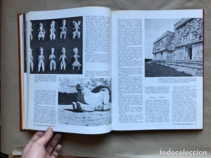 Libros de segunda mano: LAS GRANDES RELIGIONES (8 TOMOS, COMPLETA). PLAZA & JANÉS EDITORES 1965. - Foto 47 - 147030434