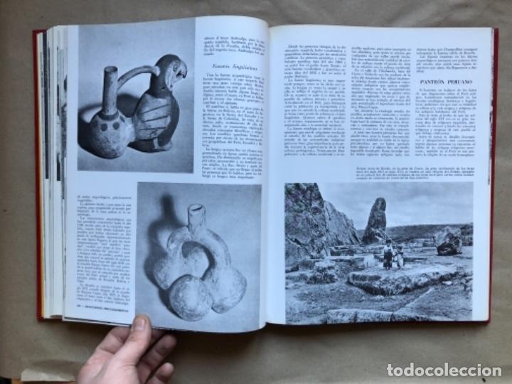 Libros de segunda mano: LAS GRANDES RELIGIONES (8 TOMOS, COMPLETA). PLAZA & JANÉS EDITORES 1965. - Foto 48 - 147030434