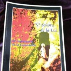 Libros de segunda mano: (CUENCA) N. SRA. LUZ. 50 ANIVERSARIO DE LA CORONACIÓN. 2000.. Lote 147628634
