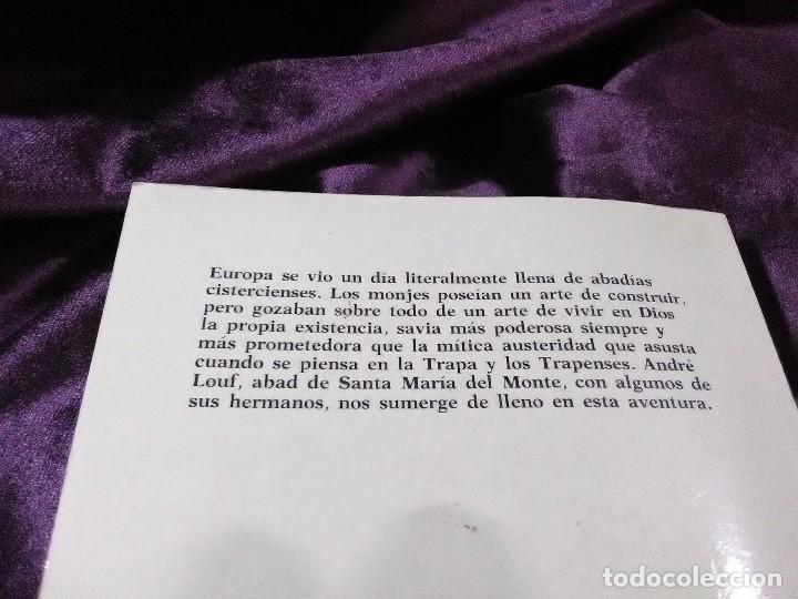 Libros de segunda mano: El camino cisterciense. A. Louf. Verbo Divino. 1986. 2 Ed. - Foto 2 - 147634566