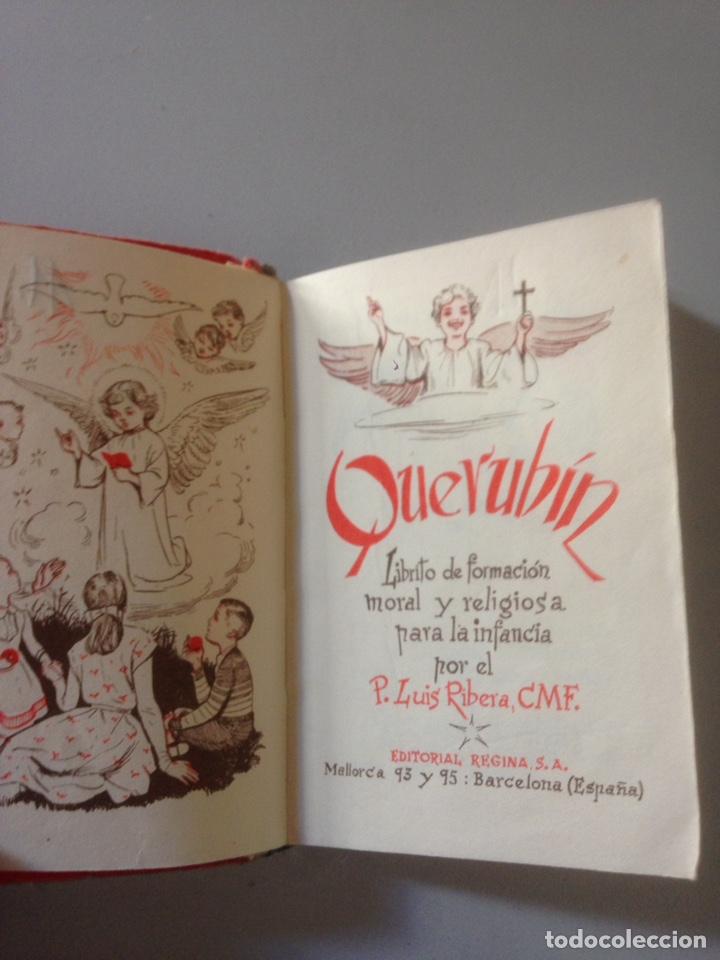 Libros de segunda mano: QUERUBÍN - Foto 2 - 147655189