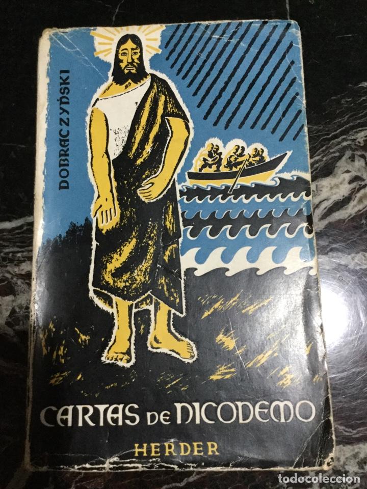 CARTAS DE DICOCEMO (Libros de Segunda Mano - Religión)