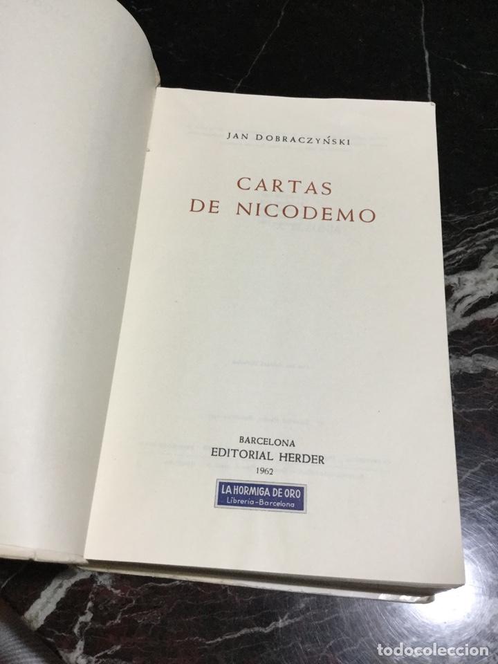 Libros de segunda mano: CARTAS DE DICOCEMO - Foto 2 - 147787430
