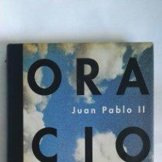 Libros de segunda mano: ORACIONES JUAN PABLO II. Lote 148366632
