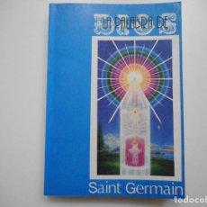 Libros de segunda mano: SAINT GERMAIN LA PALABRA DE DIOS Y92144 . Lote 148437542