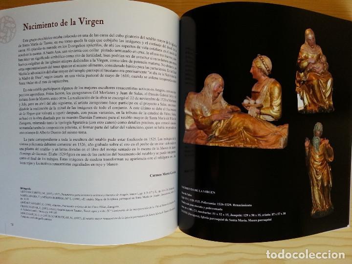 Libros de segunda mano: SPECULUM: MARÍA, ESPEJO DE LA FE - CATÁLOGO EXPOSICIÓN MUSEO DIOCESANO ZARAGOZA 2013 - CON FOLLETO - Foto 6 - 148843938