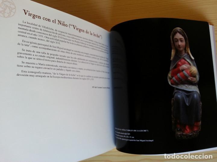 Libros de segunda mano: SPECULUM: MARÍA, ESPEJO DE LA FE - CATÁLOGO EXPOSICIÓN MUSEO DIOCESANO ZARAGOZA 2013 - CON FOLLETO - Foto 9 - 148843938