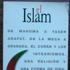 Libros de segunda mano: EL ISLAM. Lote 148957954