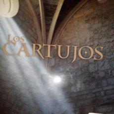 Libros de segunda mano: LOS CARTUJOS SAN BRUNO PRIMER CARTUJO COMUNIDAD MONJES MONJAS LLAMADA DE DIOS ETAPAS INICIACIÓN. Lote 149608062