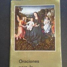 Libros de segunda mano: ORACIONES PARA JOVENES. Lote 149896110
