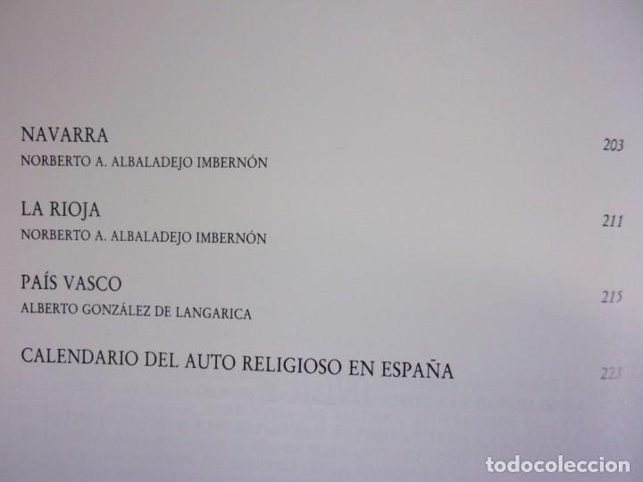 Libros de segunda mano: EL AUTO RELIGIOSO EN ESPAÑA / 1991. Teatro Albeniz - Foto 5 - 149927038