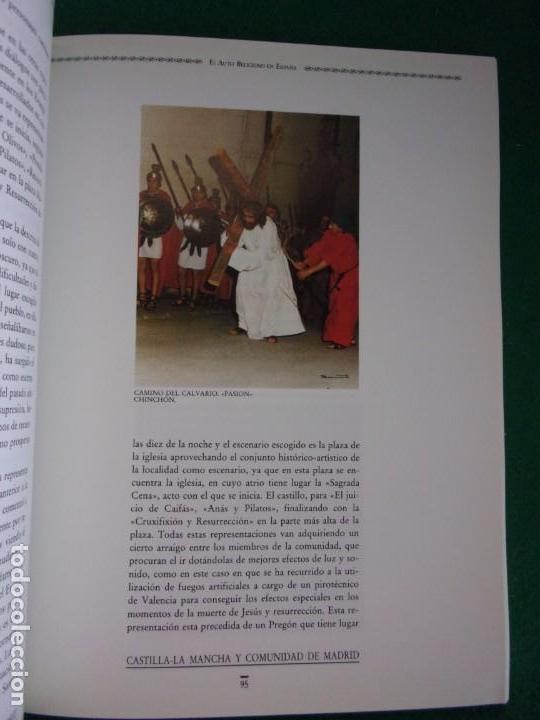 Libros de segunda mano: EL AUTO RELIGIOSO EN ESPAÑA / 1991. Teatro Albeniz - Foto 7 - 149927038
