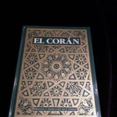Libros de segunda mano: EL CORÁN. ED. ÓPTIMA.. Lote 150283032
