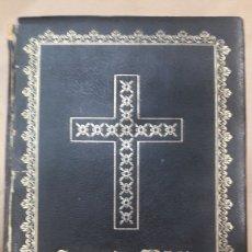 Libros de segunda mano: SAGRADA BIBLIA NUEVA EDICIÓN GUADALUPANA 1965. Lote 150289436