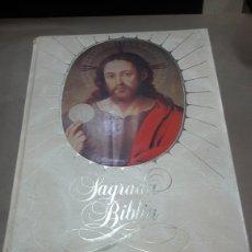 Libros de segunda mano: SAGRADA BIBLIA. Lote 150296214