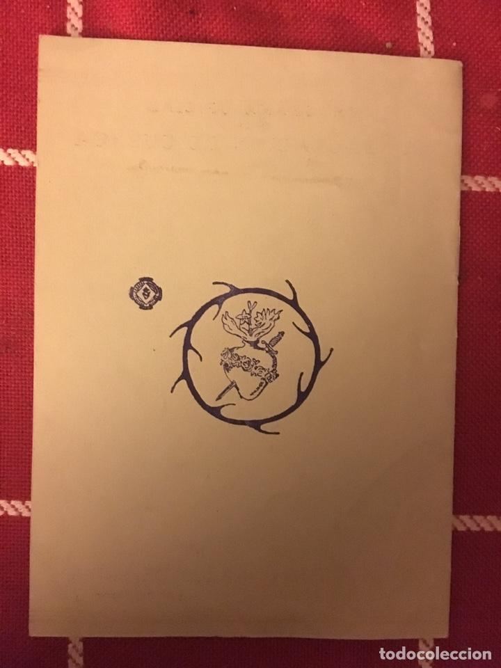 Libros de segunda mano: Cuenca 1958 programa - Foto 2 - 150309157