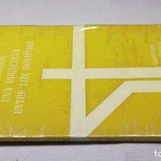 Libros de segunda mano: RELIGIOSOS UNA PRESENCIA ENTRE LOS HOMBRES/ INSTITUTO TEOLOGICO DE VIDA RELIGIOSA/ J M R TILLA. Lote 150687470
