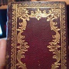 Libros de segunda mano: 1650. OFICIO DE LA SEMANA SANTA (ITALIANO). Lote 151002050