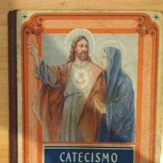 Libros de segunda mano: CATECISMO DEL SAGRADO CORAZÓN. LUIS VIVES. S.A. 1945. Lote 151004540