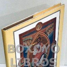 Libros de segunda mano: LÓPEZ SERRANO, MATILDE. EL CÓDICE AUREO. LOS CUATRO EVANGELIOS. SIGLO XI. ESTUDIO PRELIMINAR POR .... Lote 152169245
