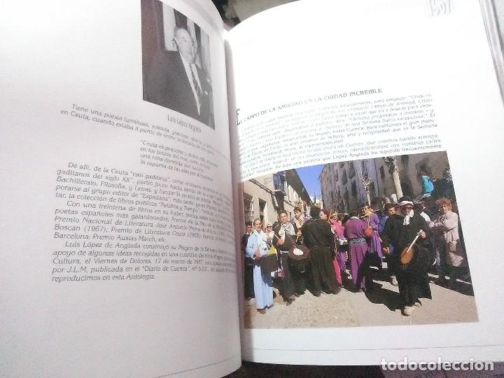 Libros de segunda mano: Pregones y Pregoneros. Semana Santa de Cuenca 1945-1991. L. Calvo Cortijo. Ed. Caja Cu. y CR. 1992. - Foto 3 - 152424804