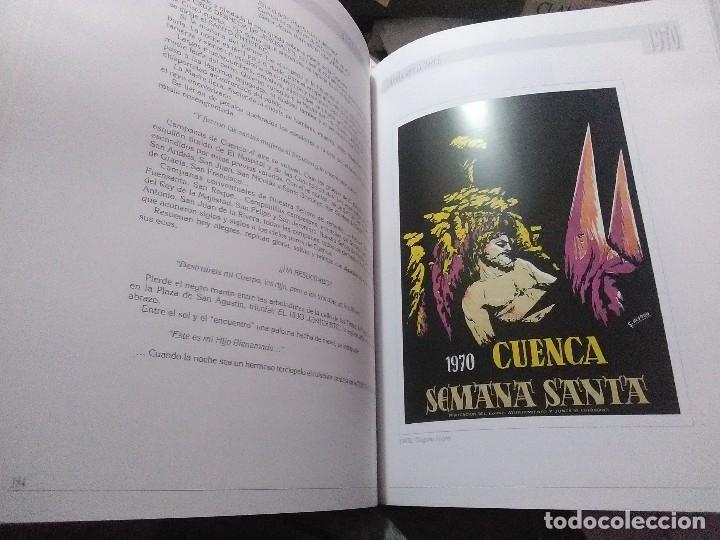 Libros de segunda mano: Pregones y Pregoneros. Semana Santa de Cuenca 1945-1991. L. Calvo Cortijo. Ed. Caja Cu. y CR. 1992. - Foto 4 - 152424804