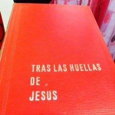 Libros de segunda mano: TRAS LAS HUELLAS DE JESUS ELENA GOULD HARMON * EDITORIAL SAFELIZ * 1971 * 1ª EDICION.. Lote 152677694