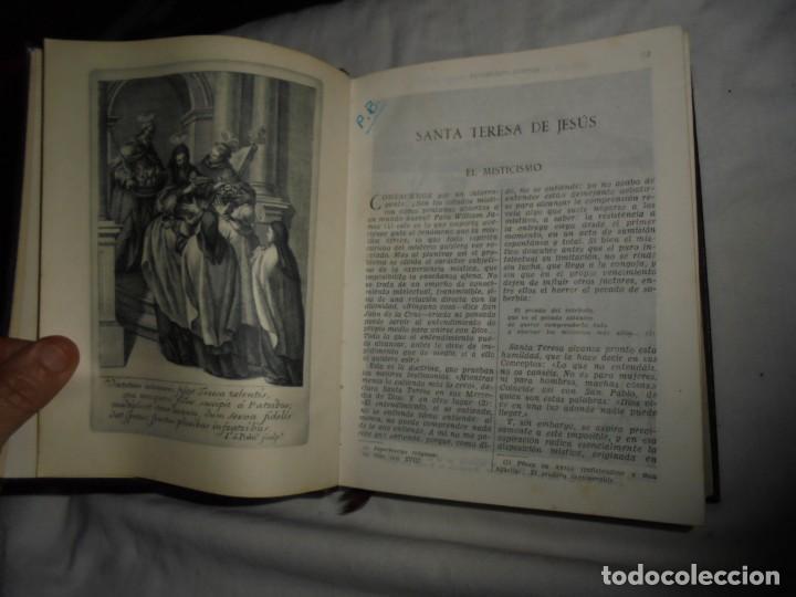 Libros de segunda mano: SANTA TERESA DE JESUS.OBRAS COMPLETAS.MADRID AGUILAR 1957 - Foto 5 - 152761278